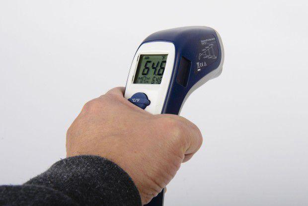Profi-Zubehör: Infrarot-Thermostate