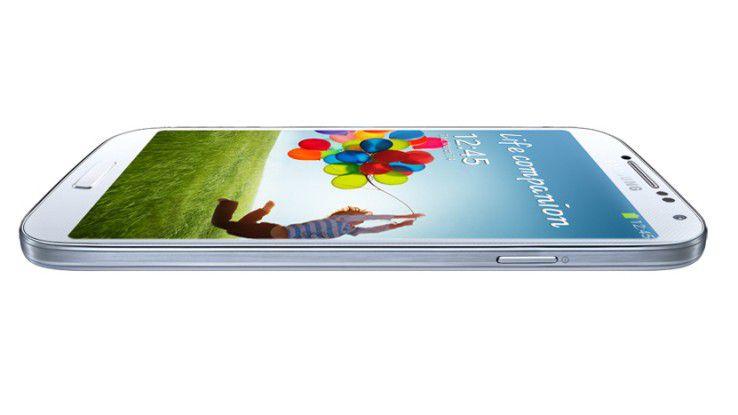 Lollipop-Kandidat: Samsung Galaxy S4
