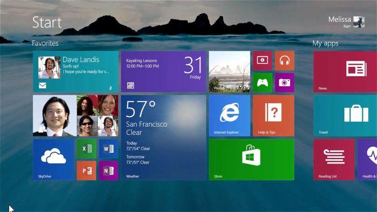 Windows 8.1 soll bald auf Tablets laufen, die für 99 US-Dollar verkauft werden.