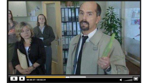 Stromberg MySpass WebTV.