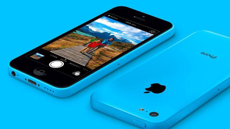 Der A6-Prozessor des Apple iPhone 5C wird von Samsung gefertigt.