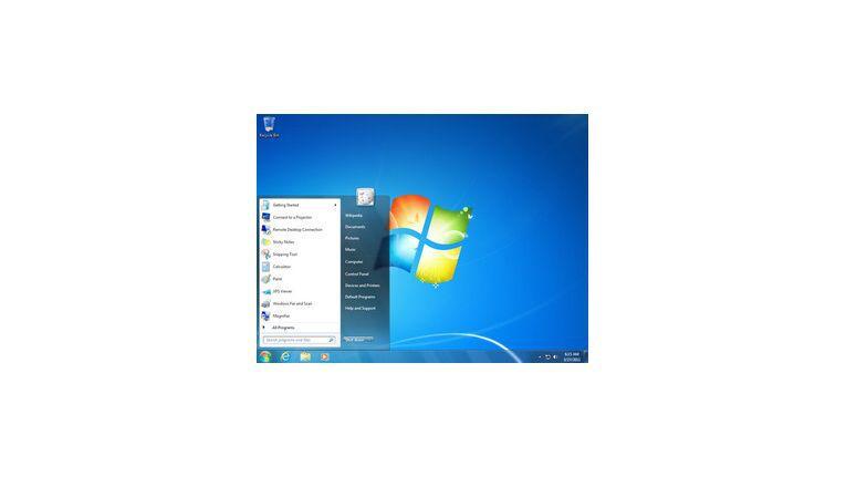 Windows 7 wird zum Kassenschlager
