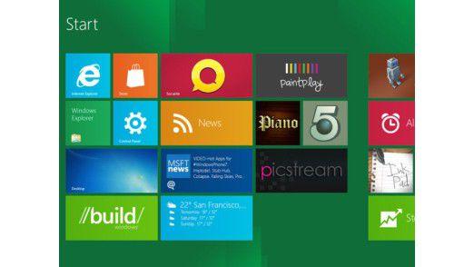 Microsoft plant offenbar ein großes Update für die Windows-8-Apps.