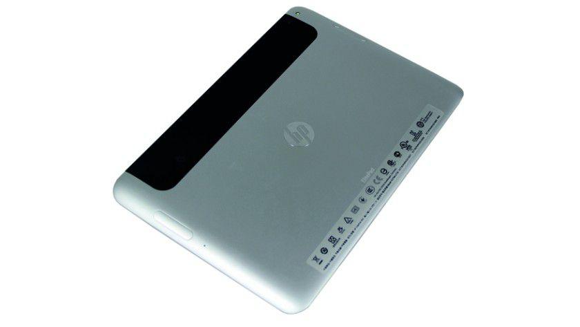 Das Elitepad 900 steckt in einem stabilen Aluminiumgehäuse