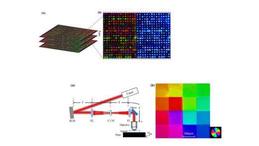 Die Glas-Festplatte speichert Daten eine Million Jahre lang.