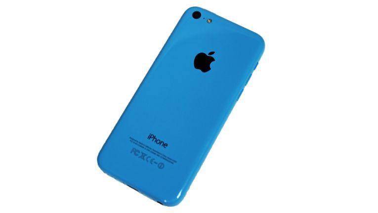 Das Apple iPhone 5c gibt es in insgesamt 5 Farben: Blau, Grün, Gelb, Pink und Weiß.
