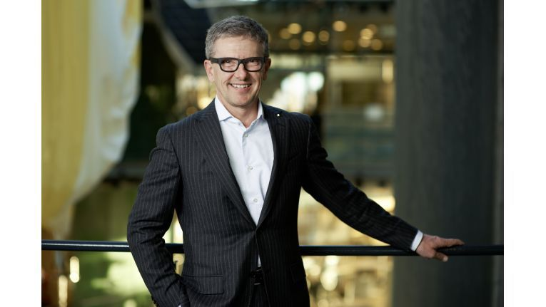 """Datagroup-CEO Max H.-H. Schaber: """"Unser strategischer liegt auf dem Geschäft mit langfristigen Dienstleistungsverträgen."""""""