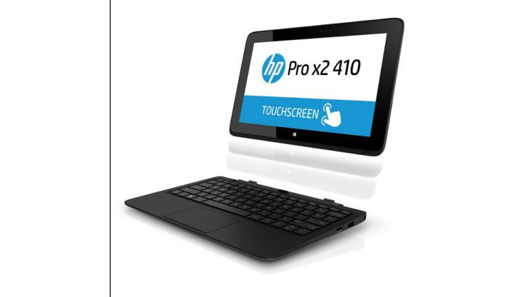 Convertible HP Pro X2 410: Basisversion kostet 950 Euro.