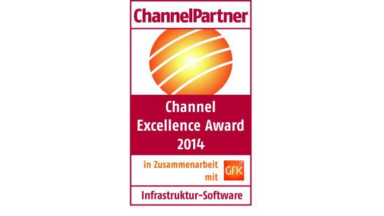 Channel Excellence Award 2014: Infrastruktur-Software