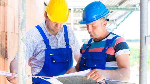 Die Digitalisierung erreicht auch die Handwerker.