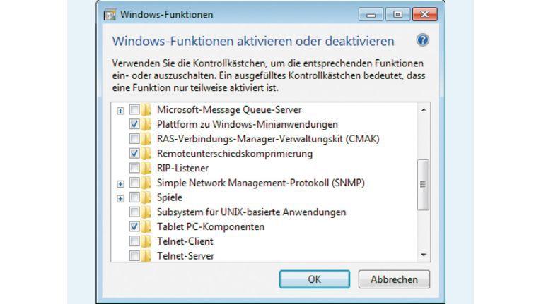 Windows-Zugriffe beschleunigen