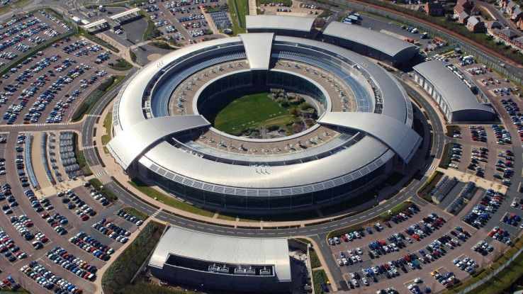 GCHQ (Bildquelle: UK Ministry of Defence)