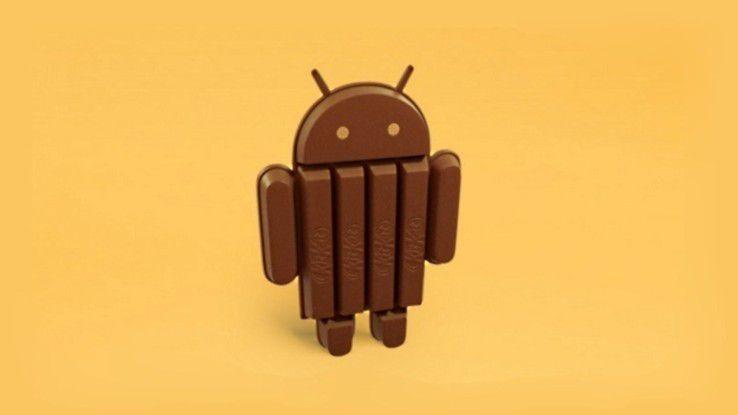 Android soll laut Google auch das Betriebssystem für tragbare Hardware werden.