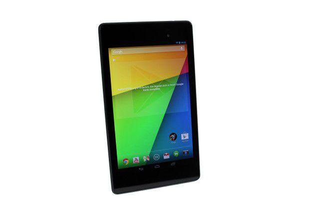 Preis- aber kein Kassenschlager: Google Nexus 7 (2013)