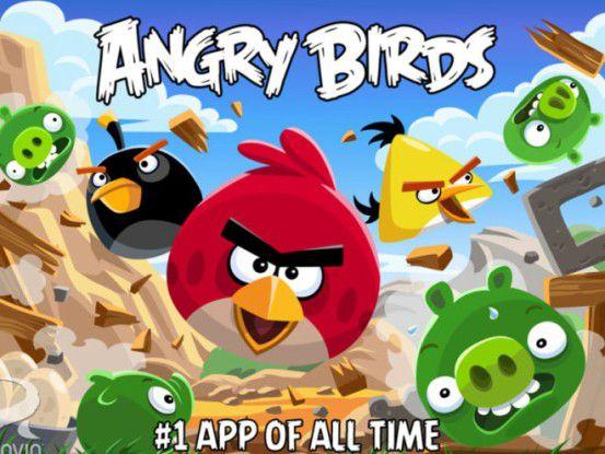 Angry-Birds-Macher weisen Schnüffelvorwürfe zurück