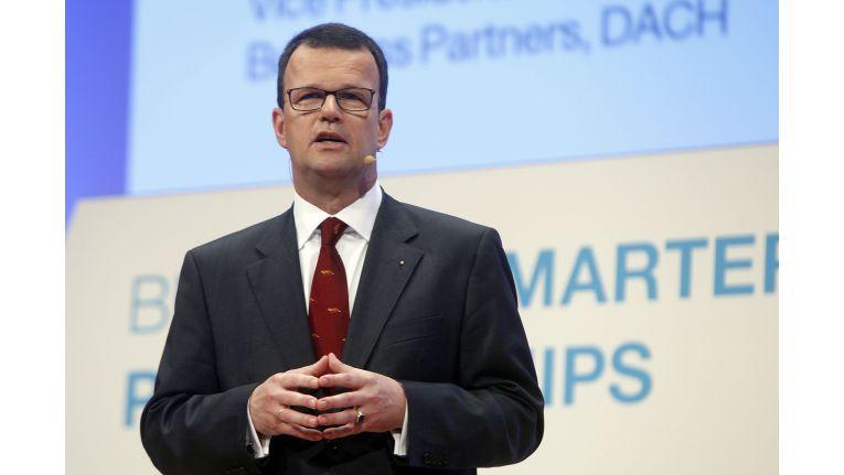 Stephan Wippermann, Vice President der IBM Geschäftspartnerorganisation in der DACH-Region