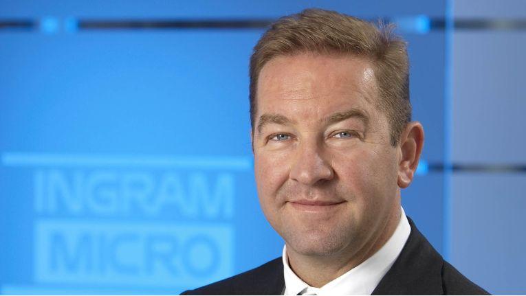 Gerhard Schulz, Senior Executive Vice President and President Ingram Micro Europe, erhofft sich Einsparungen in zweistelliger Millionenhöhe.