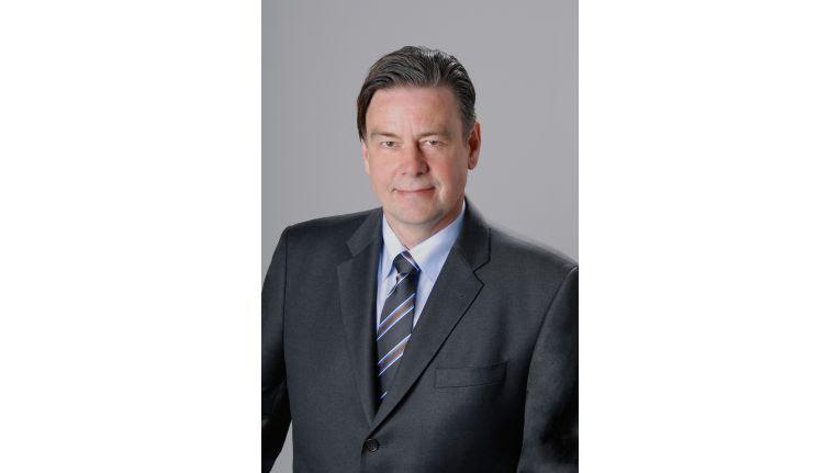 Manfred Forst, Geschäftsführer des Software- und Systemhauses DMSFactory