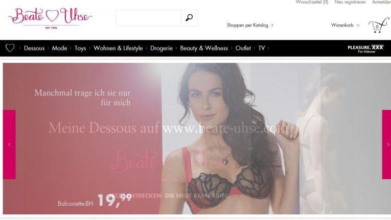 Einkaufsplattform für Mann und Frau: Die Beate Uhse AG hat aufgrund hoher Zugriffs- und Auftragszahlen hehre Ansprüche an die Performance der Seite.