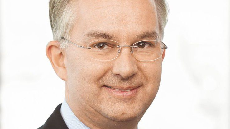 Klaus Weinmann, Gründer und Vorstandsvorsitzender der Cancom
