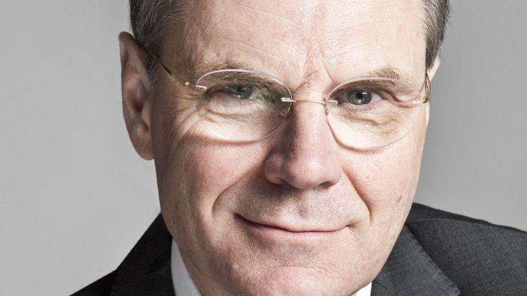 Gerard van de Aast, CEO von imtech