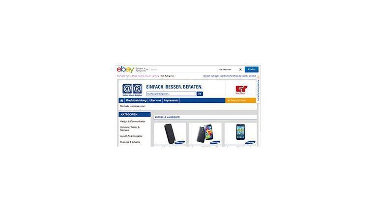 Mit eBay Markenshops für die Mitglieder schafft Aetka eine dezentrale Online-Vertriebslösung