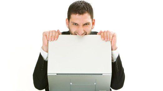 An agilen Methoden beißen sich viele IT-Abteilungen derzeit noch die Zähne aus.