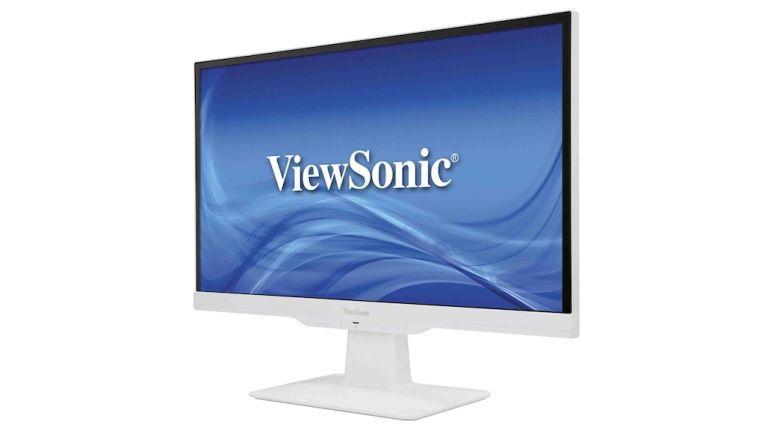 Viewsonic-Displays der Serie VX63Smhl-W: Augen schonende Ausstattung.