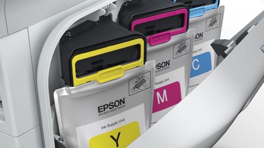 Mit seinem RIPS-Tintensystem hat Epson einen Meilenstein bei der Reichweite von Tintenstrahldruckern gesetzt.