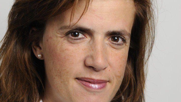 Am 1. September 2014 wird Simone Frömming die neue VMware-Deutschland-Chefin.