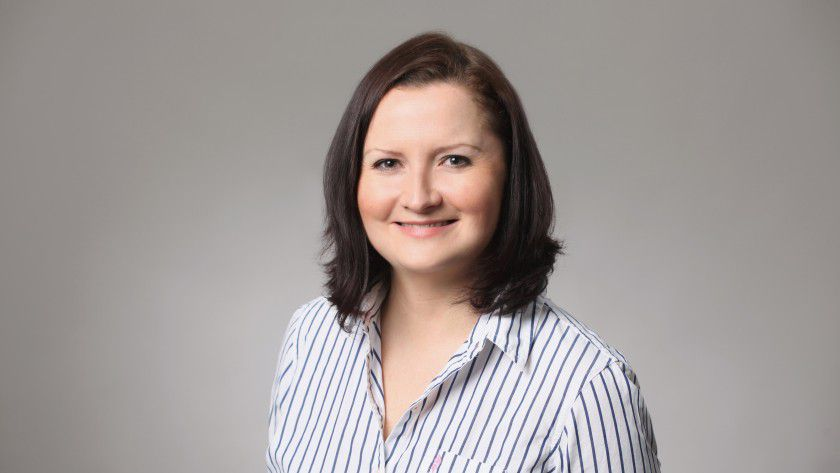 """HR-Managerin Anna Pietrus von Skillsoft: """" Die Mitarbeiterbindung beginnt mit dem Bewerbungsprozess."""""""