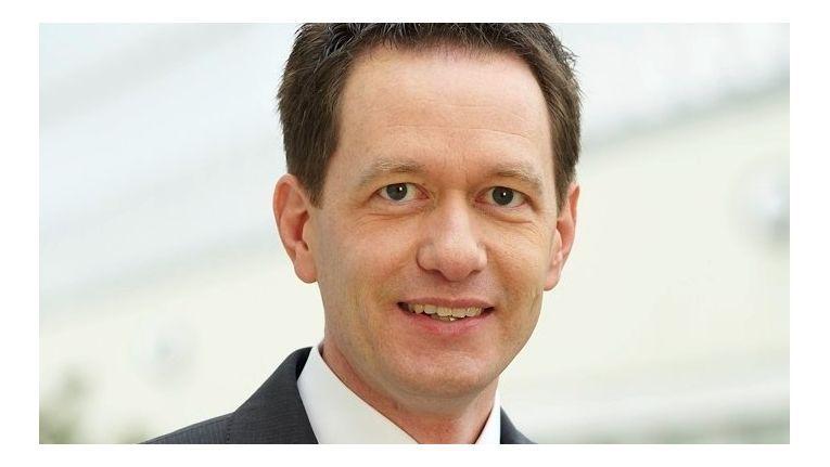 Jochen Bräunlein, Director Channel Sales bei bintec elmeg, freut sich über die Ergänzung mit WLAN und Routern in der neuen Kooperation.