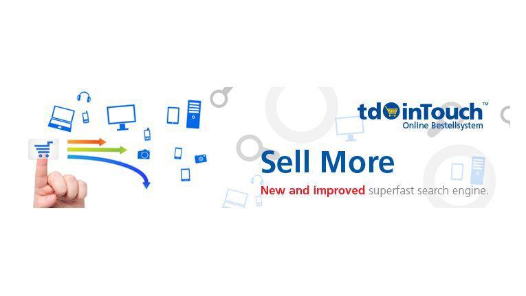Tech Data Europe hat eine optimierte Version von InTouch, seiner webbasierten E-Commerce-Lösung für den Fachhandel, eingeführt.