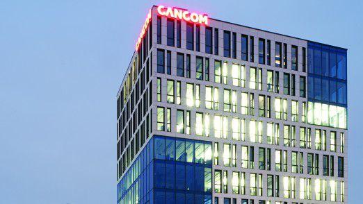 Cancom-Zentrale in München