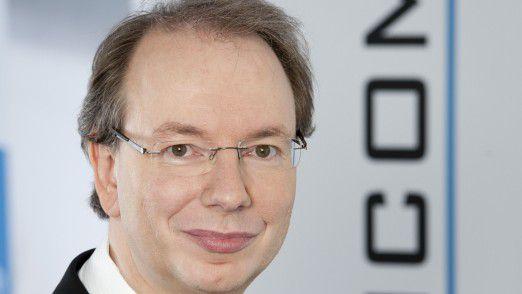 Ralf Koenzen, Gründer & Geschäftsführer Lancom Systems: