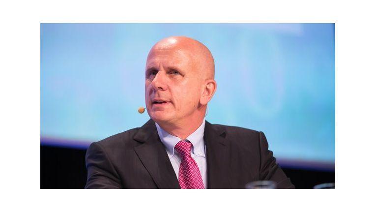 """Michael Dressen, Regional Managing Director Tech Data Deutschland & Österreich und Gastgeber des Kongresses: """"Der Channel wird auch bei Big Data, Cloud, Industrie 4.0 und Mobile Enterprise langfristig eine Bedeutung haben wird. Aber der Channel muss sich darauf auch einstellen."""""""
