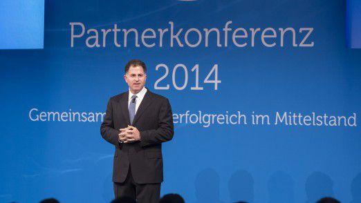 Plant die größte IT-Übernahme in der Geschichte: Michael Dell.
