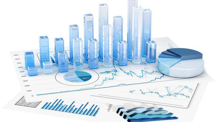 Big Data heißt, Millionen Daten in Hochgeschwindigkeit auswerten und aufbereiten.