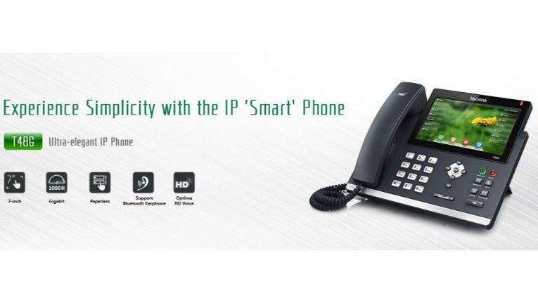 Die T4-Serie von Yealink richtet sich an anspruchsvolle Nutzer mit hohen Anforderungen an IP-Telefone und repräsentiert den aktuellsten Stand moderner VoIP-Technologie, sagt die Michael Telecom AG.