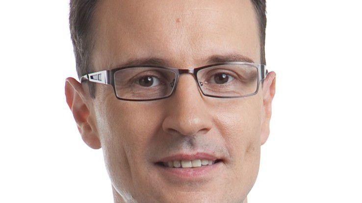 Martin Pfisterer, Gründer und Geschäftsführer von ElectronicSales