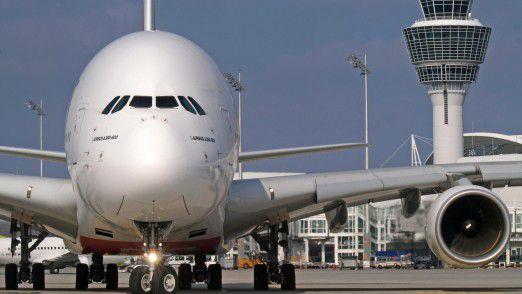 Am Flughafen München wurde die Reaktionszeit auf Kundenanfragen verkürzt.