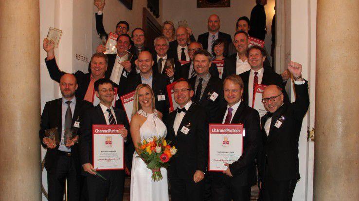 Das sind die Sieger der Channel Excellence Awards 2015!