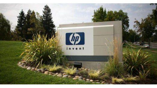 Firmenzentrale von HP in Palo Alto.