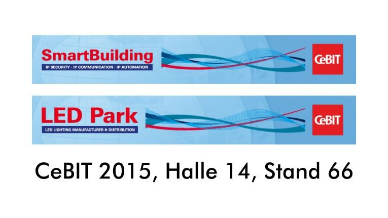 JProducts, Blaupunkt, Hagenuk und die LED Connect Group präsentieren sich direkt neben dem ICP@CeBIT des Planet Reseller in Halle 14, Stand H66.