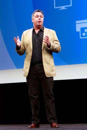 Dion Weisler, Chef des in der HP Inc. konsolidierten Drucker- und PC-Geschäfts, sieht schwierigen Zeiten entgegen.