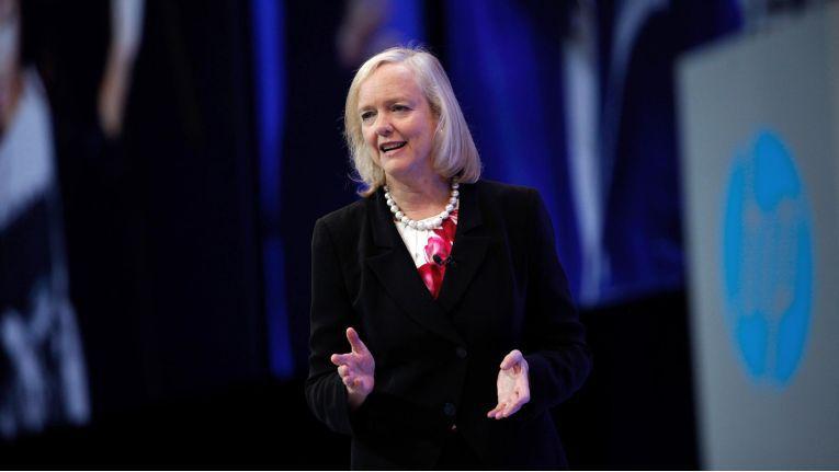 """""""Wir wollen unseren Partnern helfen, ihr Wachstum zu beschleunigen."""" Meg Whitman, CEO HP"""