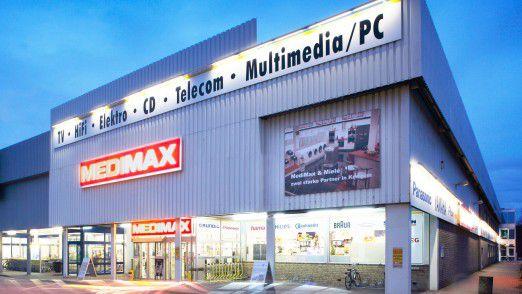 Der Effekt des Projekts: Die Zustelldauer zum Beispiel in Medimax-Märkte kann transparenter kontrolliert werden.