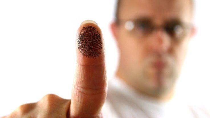 Das Model 5S war das erste iPhone, das sich per Fingerprint entsperren lässt.
