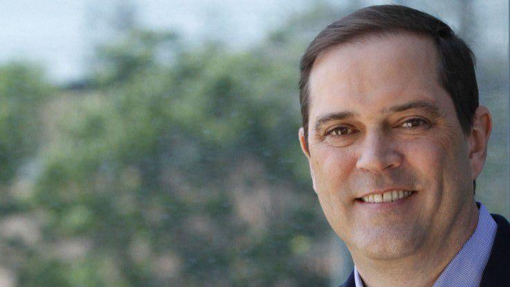 Charles - Chuck - Robbins wird Ende Juli neuer CEO von Cisco.