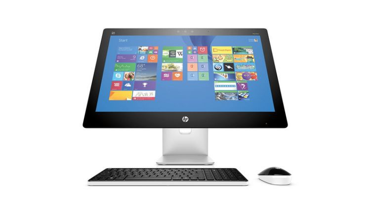 HP Pavilion AiO: Neue Produktlinie mit beweglichem Display.